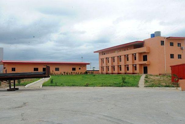 Quelques édifices dans la ZES de Nkok