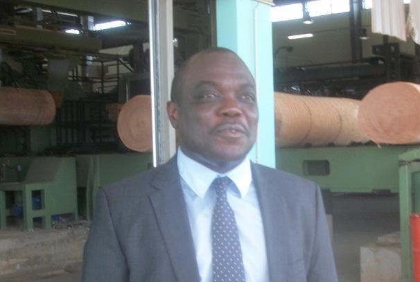 Serge Rufin Okana  (ADG de la SNBG)