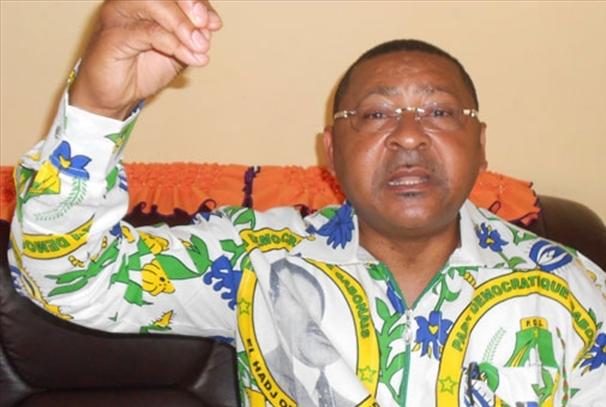 Jean Marie Ogandaga (photo, autres presse DR)