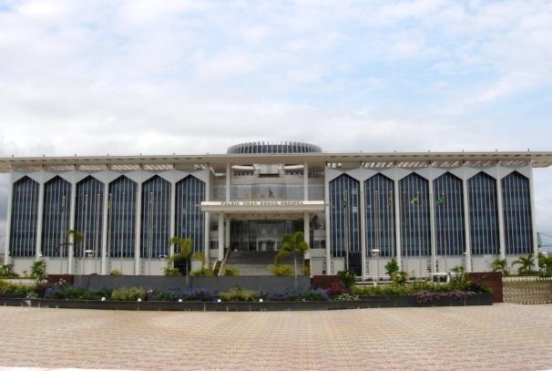 Le Sénat gabonais