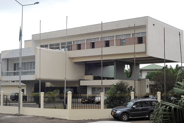 Chambre de commerce du Gabon