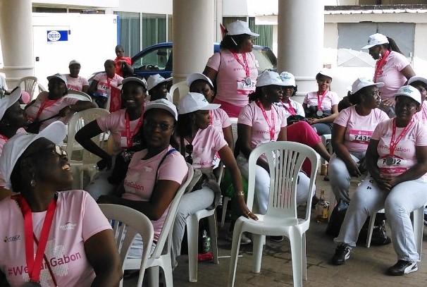 Les femmes du Budget et des comptes publics après le marathon
