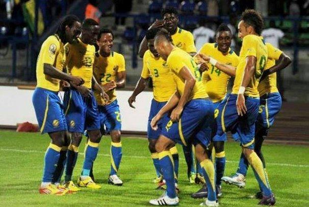 les panthères du Gabon battent les Etalons du Burkina Faso