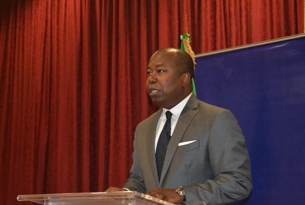 Alain Claude Bilié By Nze, Porte parole de la Présidence de la République gabonaise