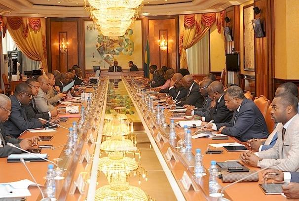 Conseil des ministres du 23 février 2015