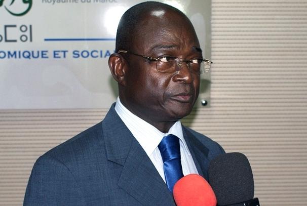 Paul Biyoghé Mba, Président du CES
