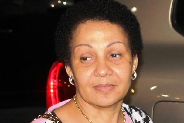 Lucie Milebou Aubusson, Président du Sénat