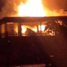 L'Ambassade du Bénin incendiée