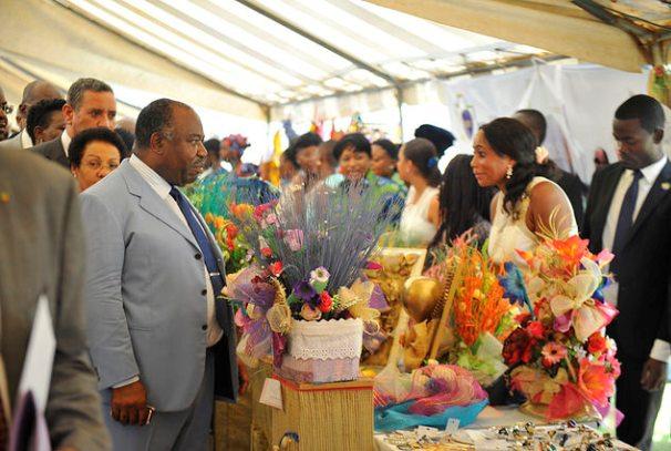 Le Gabon célèbre la femme