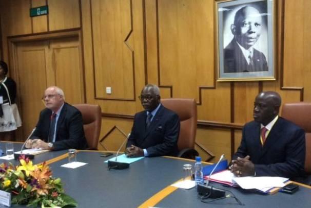 Réunion de l'APF à Libreville