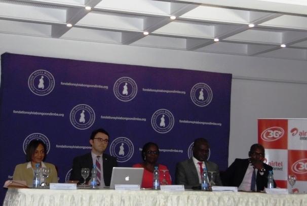 Conférence de presse du lancement du Livre des Métiers