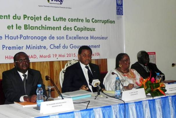 Lancement du projet de lutte contre la corruption et le blanchiment des capitaux