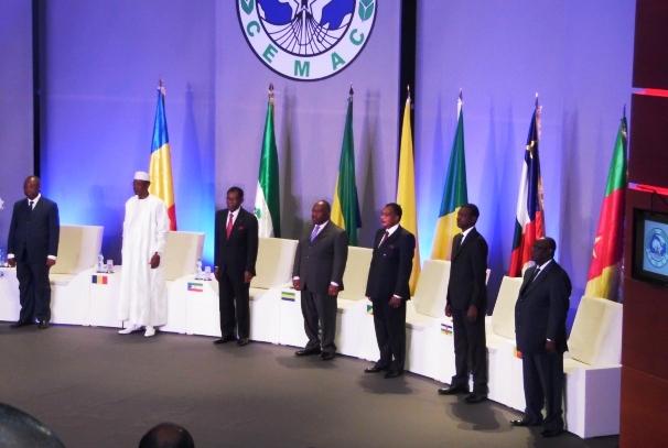 Ouverture du Sommet de la CEMAC