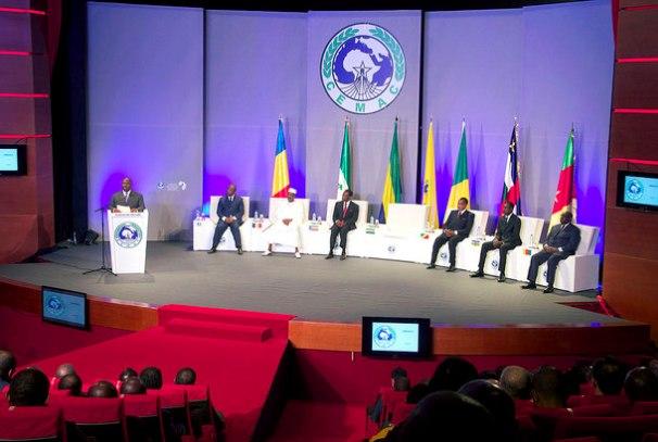 Ouverture du sommet de la CEMAC à Libreville
