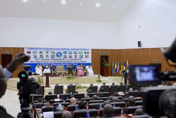 Sommet de la CEEAC au Tchad