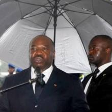 Ali Bongo Ondimba présente ses condoléances (photo d'archives utilisée à titre d'illustration)