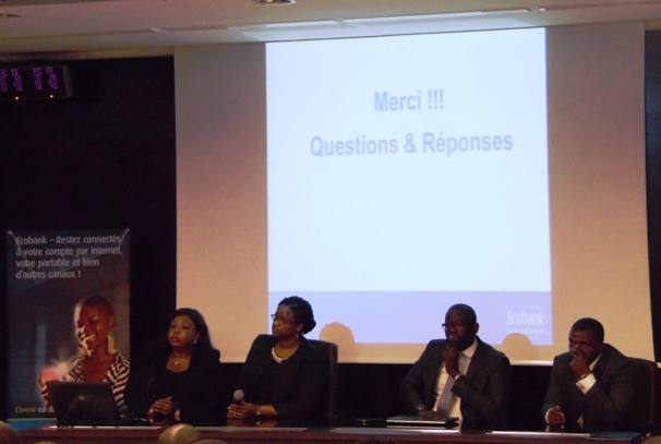 Ecobank Gabon lance les canaux alternatifs