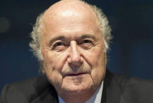 Joseph Blatter (photo, Sepp Blatter)