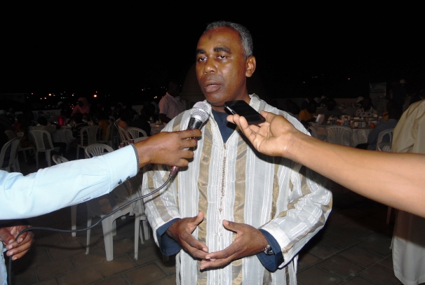 Ali Reynald Radjoumba, Président de la Fondation Seydou Kane