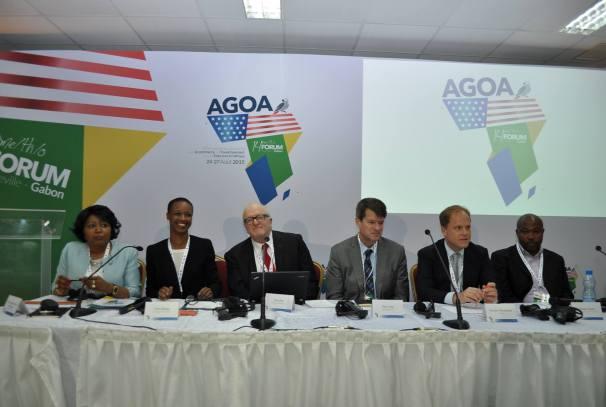AGOA Gabon 2015