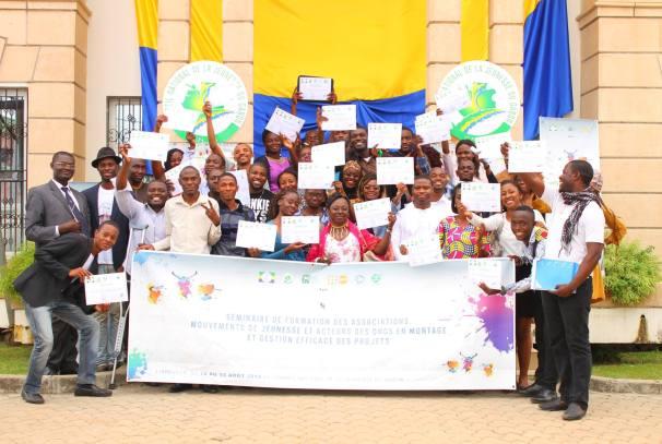 Séminaire de formation des jeunes (CNJG)