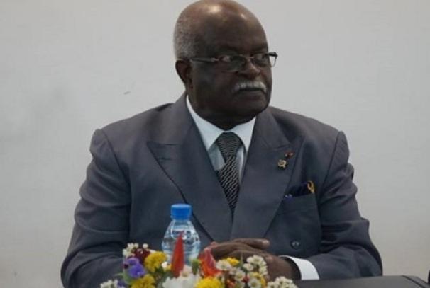 André Dieudonné Berre, député du 1er arrondissement de Libreville