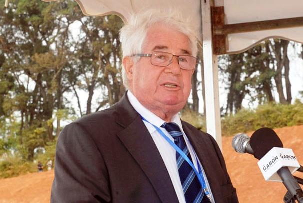Guido Santullo, patron de Sericom Gabon