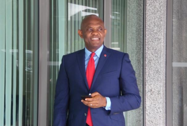 Tony Elumelu au Gabon