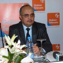 Abderrahim Koumaa, Directeur Général de Gabon Telecom