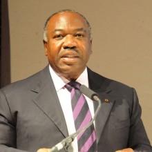 Ali Bongo Ondimba ( 4ème session sur les changements climatiques)