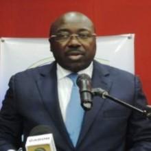 Martial Ruffin Moussavou, Ministre des Mines et de l'Industrie