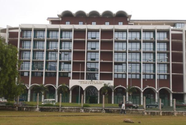 Ministère gabonais de l'économie