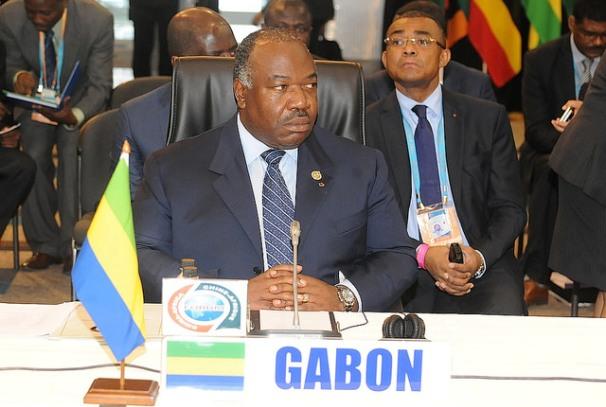 Ali Bongo Ondimba à la table ronde de haut niveau du Sommet du Forum sur la Coopération Chine-Afrique