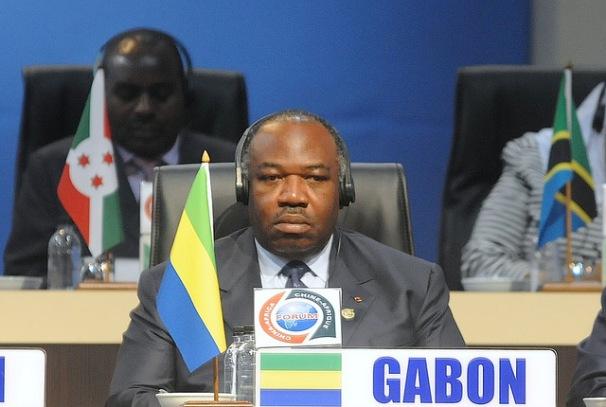 Ali Bongo Ondimba au forum Chine - Afrique