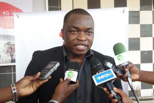 Eddy Kapuku, Directeur Marketing d'Airtel Gabon