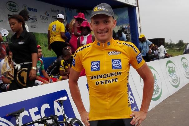 Adrien Petit remporte sa troisième victoire