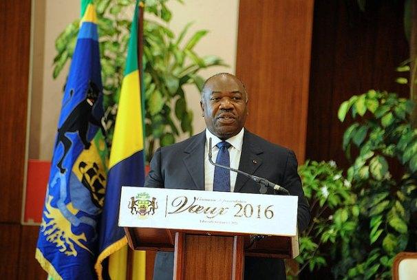 Ali Bongo Ondimba, voeux 2016 (sécurité et diplomatie)