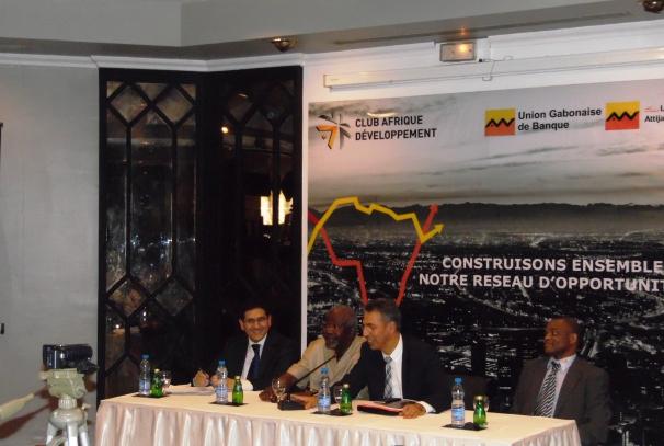 Lancement du Club Afrique Développement à Libreville