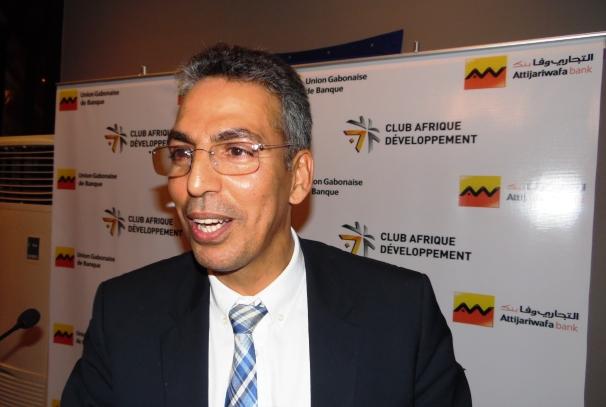 Abdelaziz Yaaqoubi (Administrateur Directeur Général de l'Union Gabonaise de Banque)