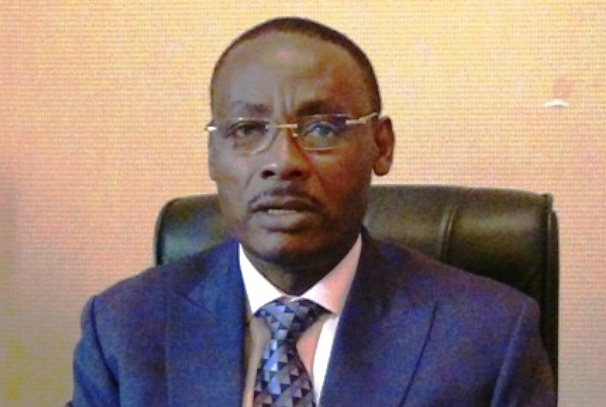 Alain Ndjoubi Ossamy, DG des douanes gabonaises