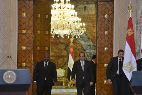 Bilan de la visite du Président Ali Bongo Ondimba en Egypte