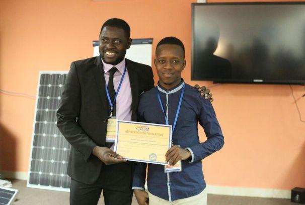 Première session de formation au sein de la Solektra Solar Academy à Bamako
