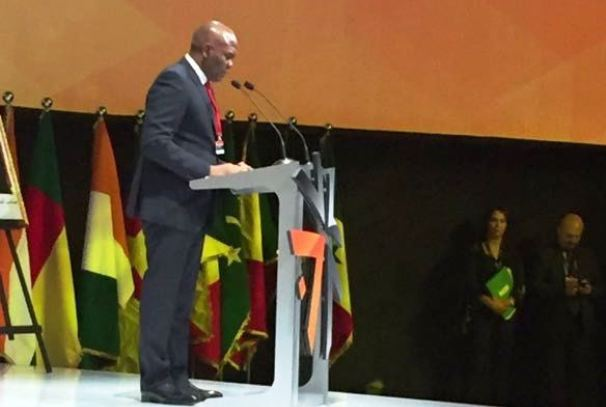 Tony O. Elumelu au Forum International Afrique Développement