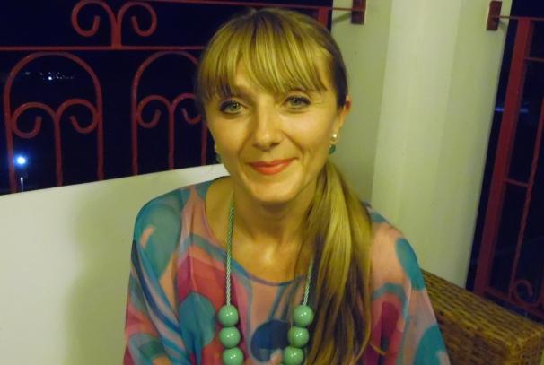 Anna Bernagozzi, théoricienne du design et enseignante à l'ENSAD de Paris