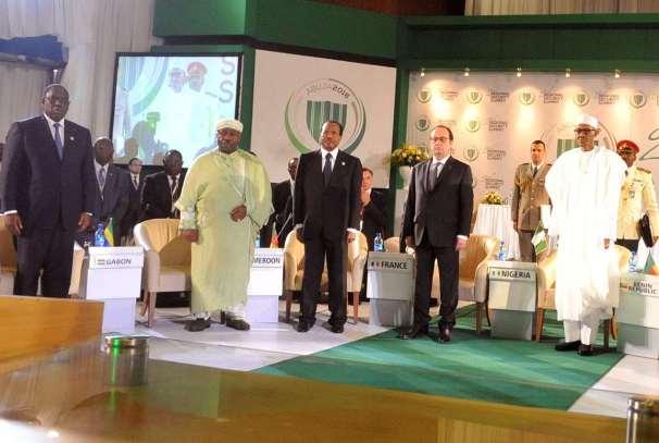 Sommet sur la sécurité régionale à Abuja