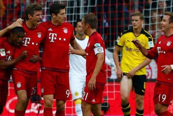 Bayern de Munich - Borussia Dortmund
