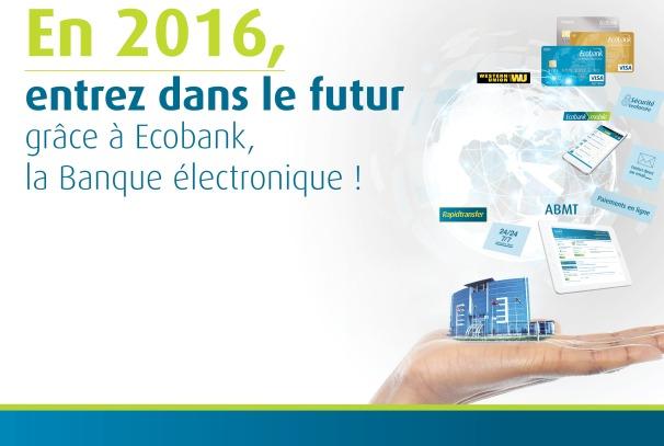 Entrez dans le futur avec ECOBANK