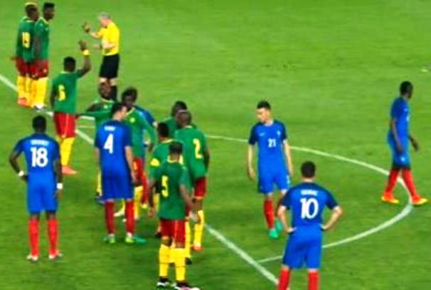 France - Cameroun