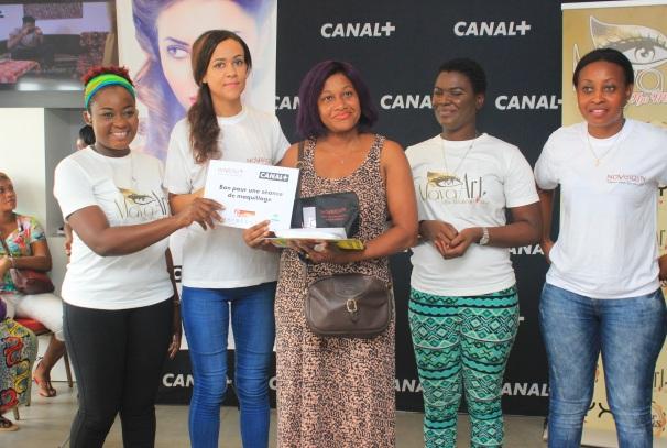 Canal+ Gabon célèbre les mamans