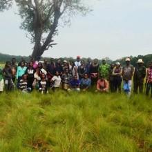 Tourisme au parc de Pongara avec AIESEC Gabon